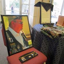 Dean Allen's Memorial Ride and Funeral
